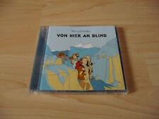 CD Wir sind Helden - Von hier an blind - 2005 incl. Nur ein Wort