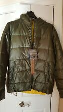 Point Zero Men Reversible Puffer Jacket XL