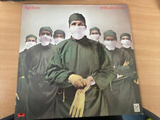 Rainbow Difficult To Cure Vinyl Lp #F