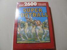 Super Football (Atari 2600, 1988)