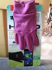 Head Kids Touchscreen Gloves & Mittens Medium ages 5-10
