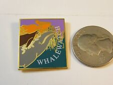 WHALE WATCH TRAVEL PIN