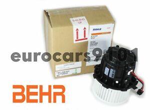 New! Audi Q5 Behr Hella Service HVAC Blower Motor 351104431 8T1820021