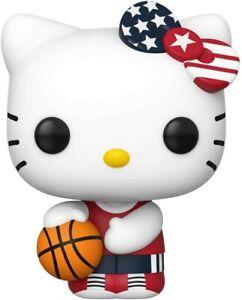 Funko - POP Sanrio: Hello Kitty Sports- Basketball Hello Kitty Brand New In Box