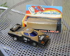 Vintage Toy Race Car Lancia Battery Operated Italian Vehicle New in box