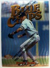 1997 97 Topps Finest BLUE CHIPS Derek Jeter #15, Insert, New York Yankees