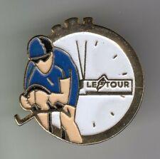 RARE PINS PIN'S .. VELO CYCLISME CYCLING TOUR DE FRANCE MONTRE WATCH CHRONO ~EP
