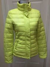 AMERICAN EAGLE OUTFITTERS Womens Lightweight Coat Yellow Green XS