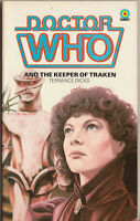 Doctor Who and the Keeper of Traken. VGC-. Target Books. A good read!