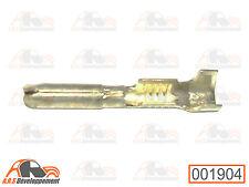 COSSE mâle (3mm) pour faisceau électrique de Citroen 2CV DYANE MEHARI  -1904-