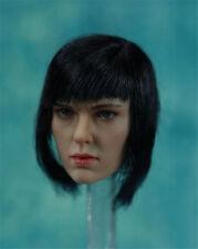 Custom 1/6 Ghost in the Shell Motoko Kusanagi Scarlett Johansson for Phicen body