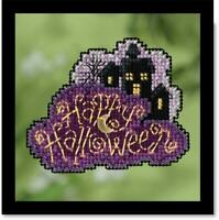 MILL HILL Autumn Harvest Beaded Cross Stitch Kit - MOONLIT NIGHT - MH18-1822