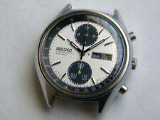 Seiko 6138-8020 Panda Chronograph  Ca 1975