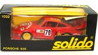 SOLIDO VINTAGE NO. 1032 1/43 PORSCHE 935 - MINT BOXED