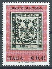 2002 ITALIA DUCATO DI MODENA MNH **