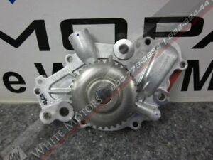 Dodge Chrysler 2.7L 2.7 New Water Pump Cooling Mopar Factory Oem