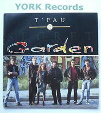 "T'PAU - Secret Garden - Excellent Condition 7"" Single Siren SRN 93"
