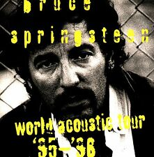BRUCE SPRINGSTEEN 1995 ACOUSTIC TOUR CONCERT PROGRAM BOOK / NEAR MINT 2 MINT