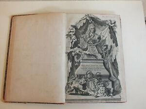 Triumphus Virtutum Caroli VII. - Jacobi Vötter - München 1745 - Stiche Jungwirth
