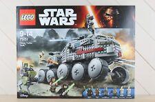Lego 75151 Star Wars Clone Turbo Tank retirado Set Nuevo Sellado