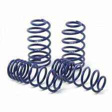 H&R LOWERING SPORT SPRINGS SET 12-17 AUDI A6 SEDAN QUATTRO A7 QUATTRO