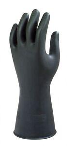 Marigold Ansell Industrial Heavyweight G17K Rubber Latex Gloves 320mm