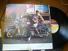 """LP 12"""" ADRIANO CELENTANO STAI LONTANA DA ME CLAN ERIE MUSICA CGD EX/EX+"""