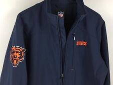 NWT Women's Blue CHICAGO BEARS Full Zip JACKET Coat - GIII Apparel - Medium