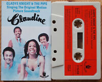 GLADYS KNIGHT / PIPS - CLAUDINE OST (BUDDAH 3116038) 1974 UK CASSETTE EX COND