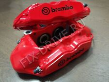New GENUINE BREMBO calipers front L + R Renault Sport Megane III RS 250 265 275