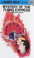 The Mystery of the Flying Express [Hardy Boys, Book 20]