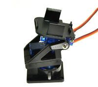 PT Pan/Tilt Camera Platform Anti-Vibration Camera Mount for Servo Aircraft FPV S