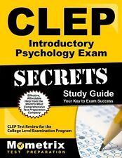 CLEP Introductory Psychology Exam Secrets Study Guide