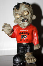 """FLYERS HOCKEY ZOMBIE 7 1/2"""" TALL FOREVER COLLECTIBLE NHL FIGURE GNOME STATUE"""