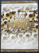 100% COMPLETE SCHOOLSHOP WORLD CUP SOUTH AFRICA 2010 STICKER ALBUM