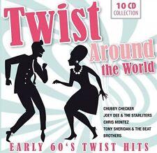 Twist Around The World  Early 60s Twist Hits [CD]