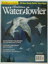 American Waterfowler Boat Buyer's Guide Repeaters Mar April 2016 FREE SHIPPING