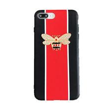 New Stripe Gucci TPU Phone Case For iPhone 6/6S/6P/6PS//7/8/X