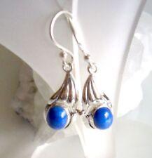 Ohrringe mit Lapis Lazuli, 925er Silber