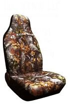 KING'S CAMO WOODLAND SHADOW CAMOUFLAGE SEAT COVER - UNIVERSAL BUCKET- One Cover