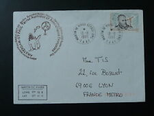scientific polar expedition cover TAAF FSAT 1998