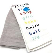 """Kitchen Towels ROOM essentials  16""""x 26""""100% cotton  Wearethedeals # 40160"""