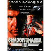 DVD Shadowchaser 3 Zagarino Neuf
