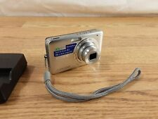 Sony Cyber-shot DSC-W310 12.1MP Digital Camera - Silver with Charger Tested