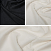 Interlining 100% Cotton Fabric Fusible Iron On Stiffening Material