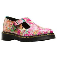 Mary Janes Synthetic Leather Standard Width (B) Flats for Women