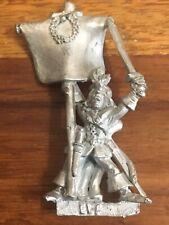 Oreon's Wood Elf Archers Standard Bearer Regiments of renown warhammer metal OOP
