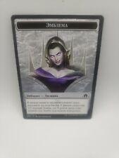 Liliana, the Last Hope Emblem Russian x1 - Eldritch Moon - MTG