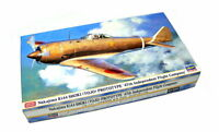 Hasegawa Aircraft Model 1/48 Airplane Nakajima Ki44 Shoki Prototype 07302 H7302