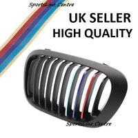 Colour Stripes Sticker Vinyl Decal Badge Kidney Grill M Sport Tech 3 BMW Car gs